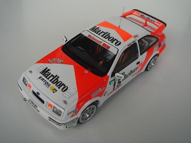 Ford Sierra Cosworth 1/18, 1988 Rally Portugal, #15 Carlos Sainz - Page 2 DSC08273