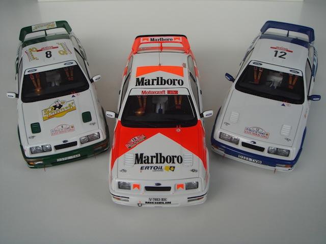 Ford Sierra Cosworth 1/18, 1988 Rally Portugal, #15 Carlos Sainz - Page 2 DSC08281