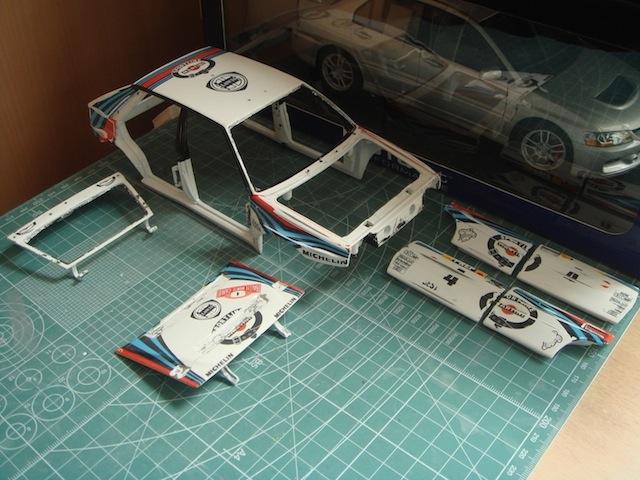 1/18 Lancia Delta Integrale HF, Group A, Iskender Atakan & Can Okan, Smoking Kills DSC08290