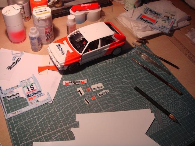 1/18 Lancia Delta Integrale HF, Group A, Iskender Atakan & Can Okan, Smoking Kills DSC08301