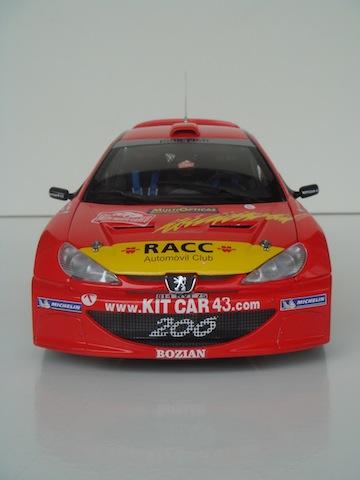 Peugeot 206 WRC, 2005 Monte Carlo Rally #63, Xavier Pons DSC08323