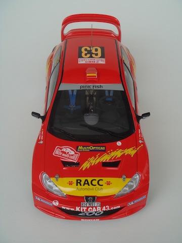 Peugeot 206 WRC, 2005 Monte Carlo Rally #63, Xavier Pons DSC08324