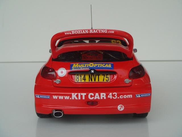 Peugeot 206 WRC, 2005 Monte Carlo Rally #63, Xavier Pons DSC08326