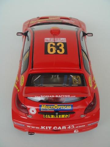 Peugeot 206 WRC, 2005 Monte Carlo Rally #63, Xavier Pons DSC08336