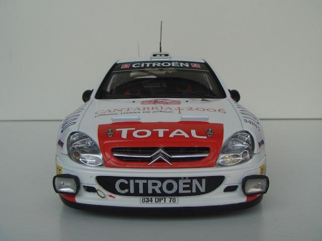 Citroen Xsara WRC, 2006 Monte Carlo Rally #26, Dani Sordo DSC08346