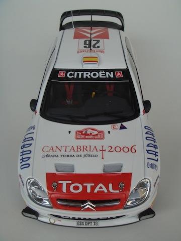Citroen Xsara WRC, 2006 Monte Carlo Rally #26, Dani Sordo DSC08348