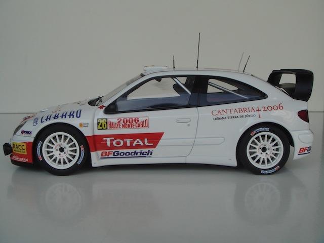 Citroen Xsara WRC, 2006 Monte Carlo Rally #26, Dani Sordo DSC08349