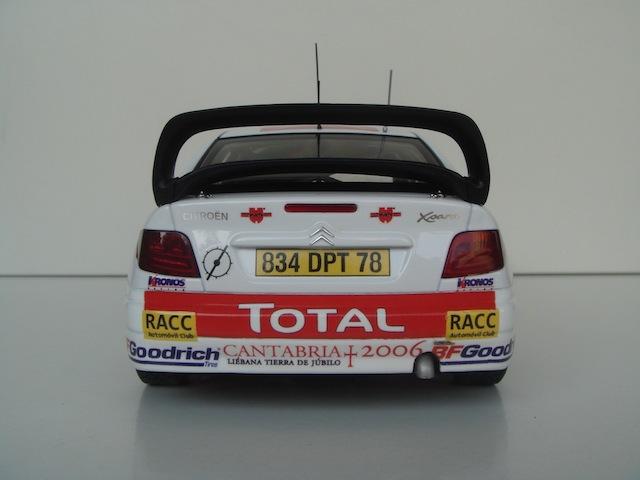 Citroen Xsara WRC, 2006 Monte Carlo Rally #26, Dani Sordo DSC08350