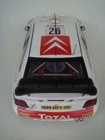 Citroen Xsara WRC, 2006 Monte Carlo Rally #26, Dani Sordo DSC08351