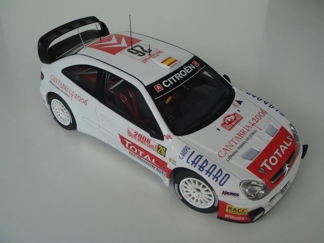 Citroen Xsara WRC, 2006 Monte Carlo Rally #26, Dani Sordo DSC08353