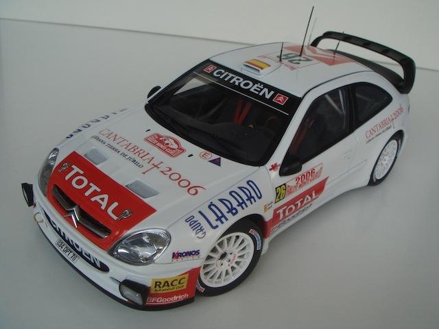 Citroen Xsara WRC, 2006 Monte Carlo Rally #26, Dani Sordo DSC08355