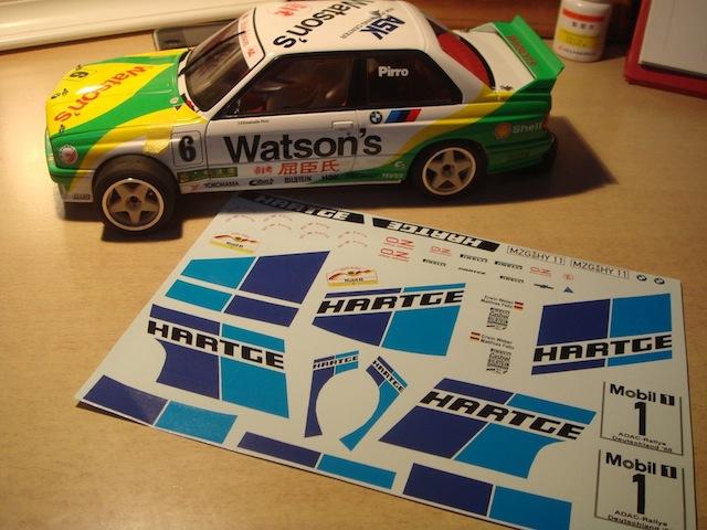 Hartge BMW E30 Group A, 1988 Rally Deutschland, 1/18 DSC08359