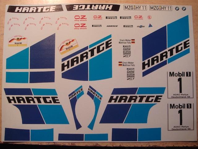 Hartge BMW E30 Group A, 1988 Rally Deutschland, 1/18 DSC08361