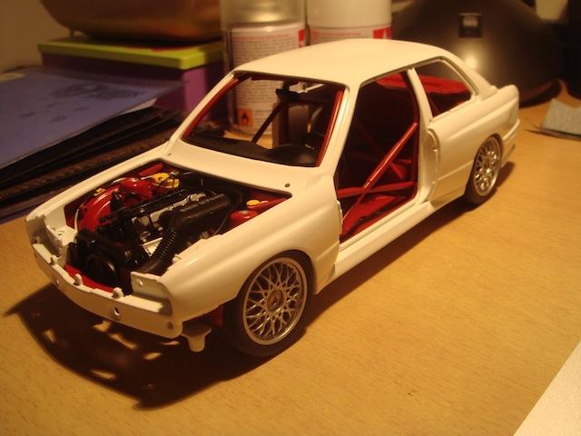 Hartge BMW E30 Group A, 1988 Rally Deutschland, 1/18 DSC08383