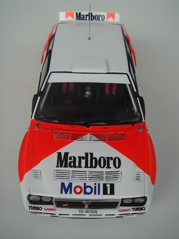 1/18 Lancia Delta Integrale HF, Group A, Iskender Atakan & Can Okan, Smoking Kills DSC08657