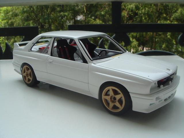 Hartge BMW E30 Group A, 1988 Rally Deutschland, 1/18 DSC08709