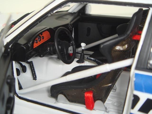 Hartge BMW E30 Group A, 1988 Rally Deutschland, 1/18 DSC08805