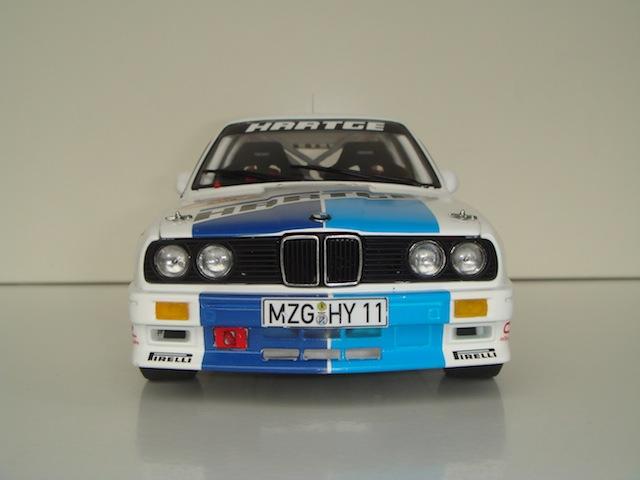 Hartge BMW E30 Group A, 1988 Rally Deutschland, 1/18 DSC08808