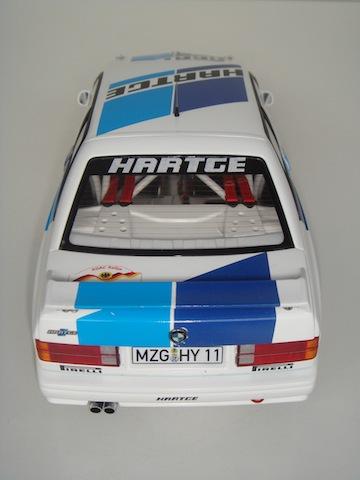 Hartge BMW E30 Group A, 1988 Rally Deutschland, 1/18 DSC08810