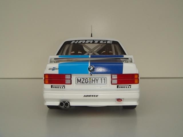 Hartge BMW E30 Group A, 1988 Rally Deutschland, 1/18 DSC08811