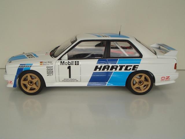 Hartge BMW E30 Group A, 1988 Rally Deutschland, 1/18 DSC08813