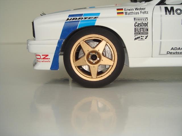Hartge BMW E30 Group A, 1988 Rally Deutschland, 1/18 DSC08816