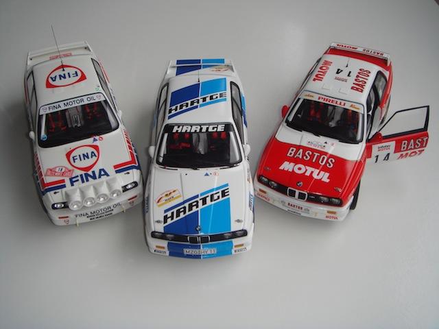 Hartge BMW E30 Group A, 1988 Rally Deutschland, 1/18 DSC08817