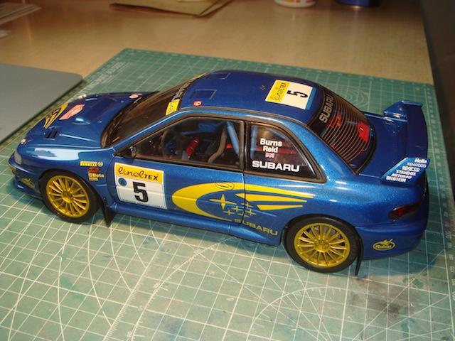 Subaru Impreza WRC, Rally Catalunya '98, Verreydt, 1/18 DSC08819