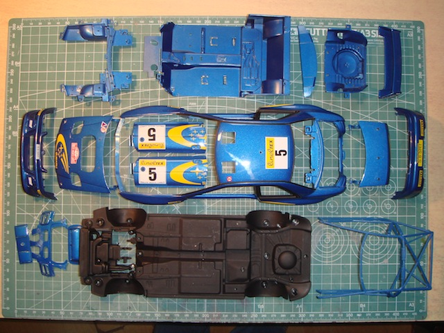 Subaru Impreza WRC, Rally Catalunya '98, Verreydt, 1/18 DSC08820