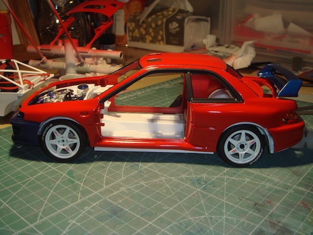Subaru Impreza WRC, Rally Catalunya '98, Verreydt, 1/18 DSC08834