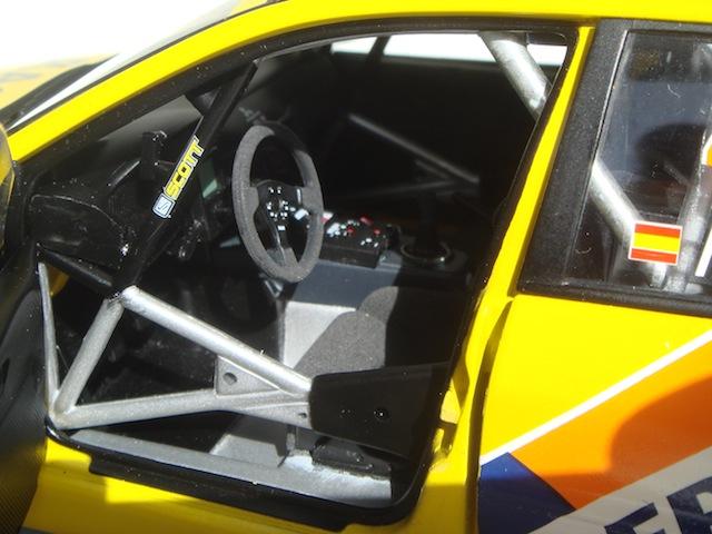 Mitsubishi Evo7 Gp N, Xavier Pons, Rally Mexico 2004, 1/18 DSC08855
