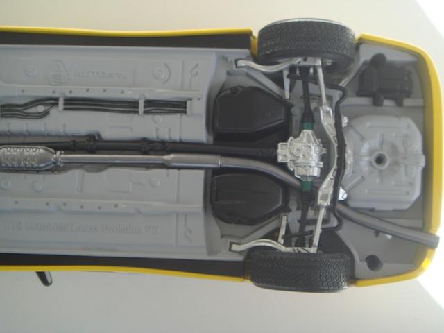 Mitsubishi Evo7 Gp N, Xavier Pons, Rally Mexico 2004, 1/18 DSC08860