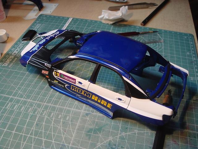 Subaru Impreza WRC S12, Kris Meeke, Rally Ireland 2007, 1/18 AA - Page 2 DSC08906