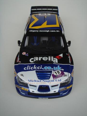 Subaru Impreza WRC S12, Kris Meeke, Rally Ireland 2007, 1/18 AA - Page 3 DSC08980