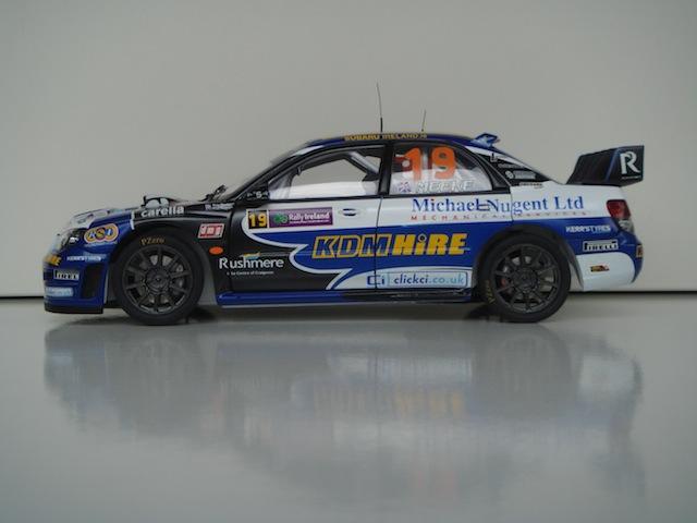 Subaru Impreza WRC S12, Kris Meeke, Rally Ireland 2007, 1/18 AA - Page 3 DSC08984