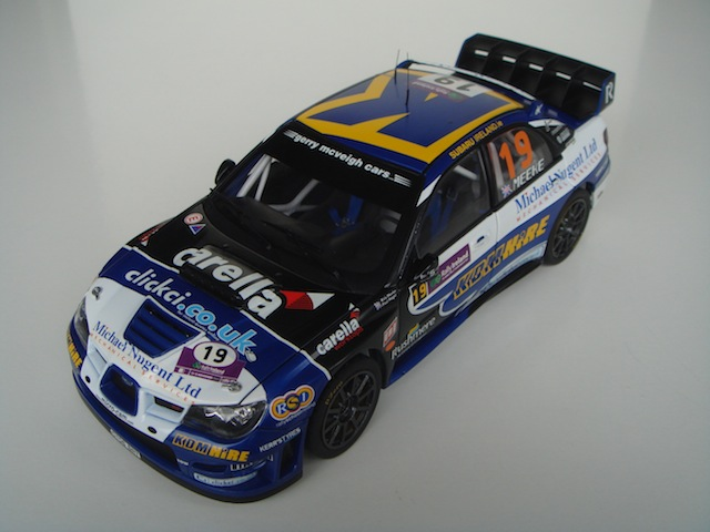 Subaru Impreza WRC S12, Kris Meeke, Rally Ireland 2007, 1/18 AA - Page 3 DSC08986