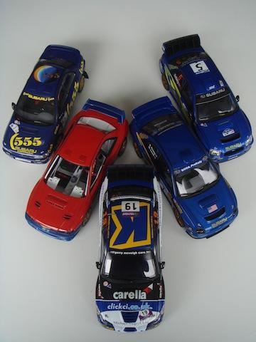 Subaru Impreza WRC S12, Kris Meeke, Rally Ireland 2007, 1/18 AA - Page 3 DSC08994