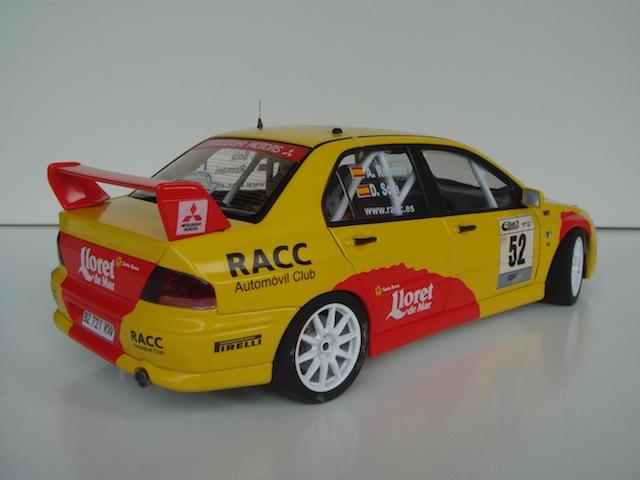 Mitsubishi Evo7 Gp N, Dani Sola, Rally Deutschland 2003, 1/18 AA DSC09064_zpsd2297a76