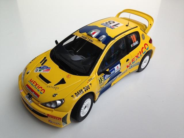1/18, AA Peugeot 206 WRC, 2005 Mexico Rally, Ricardo Trivino IMG_0425_zps080c2592