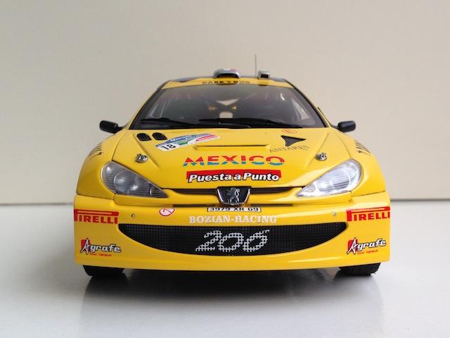 1/18, AA Peugeot 206 WRC, 2005 Mexico Rally, Ricardo Trivino IMG_0427_zpsb22b17c4