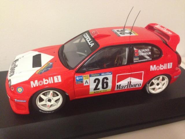 Toyota Corolla WRC, 2000 Rally Catalunya, Serkan Yazici, Smoking Kills, 1/18 IMG_1782_zps55b472d1