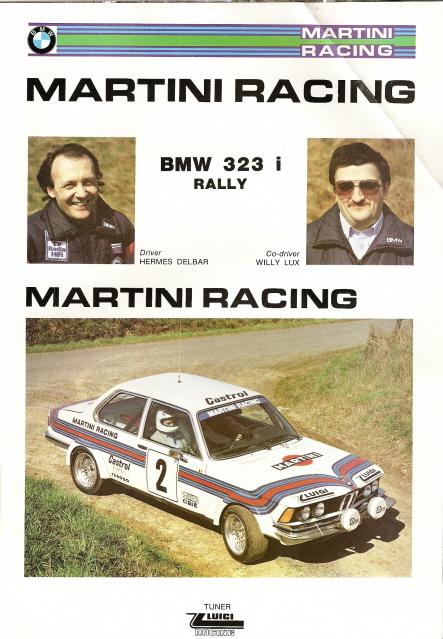 BMW E21 Group 2, Rally Omloop 1982, P. Snijers & G. Van Oosten, 1/18 Numeriser23