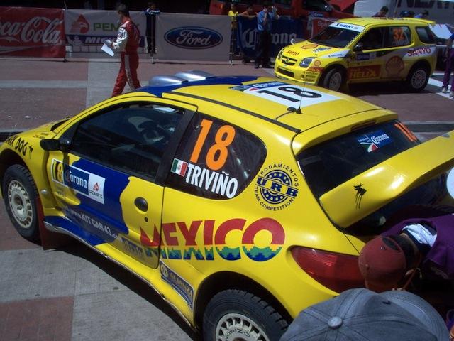 1/18, AA Peugeot 206 WRC, 2005 Mexico Rally, Ricardo Trivino Puegeot_Trivino_by_jese_mx_zps9108c783