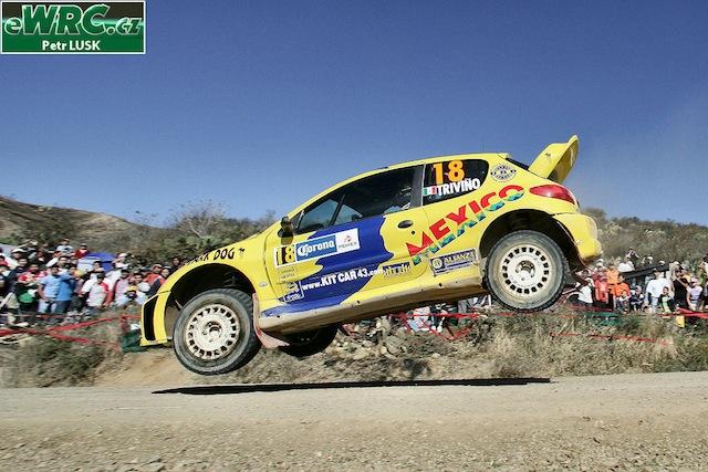 1/18, AA Peugeot 206 WRC, 2005 Mexico Rally, Ricardo Trivino Pl_a_6_trivino_2_zps912346e1
