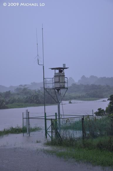 Inondation Sarawak  (Bornéo) Flood8-swk290109