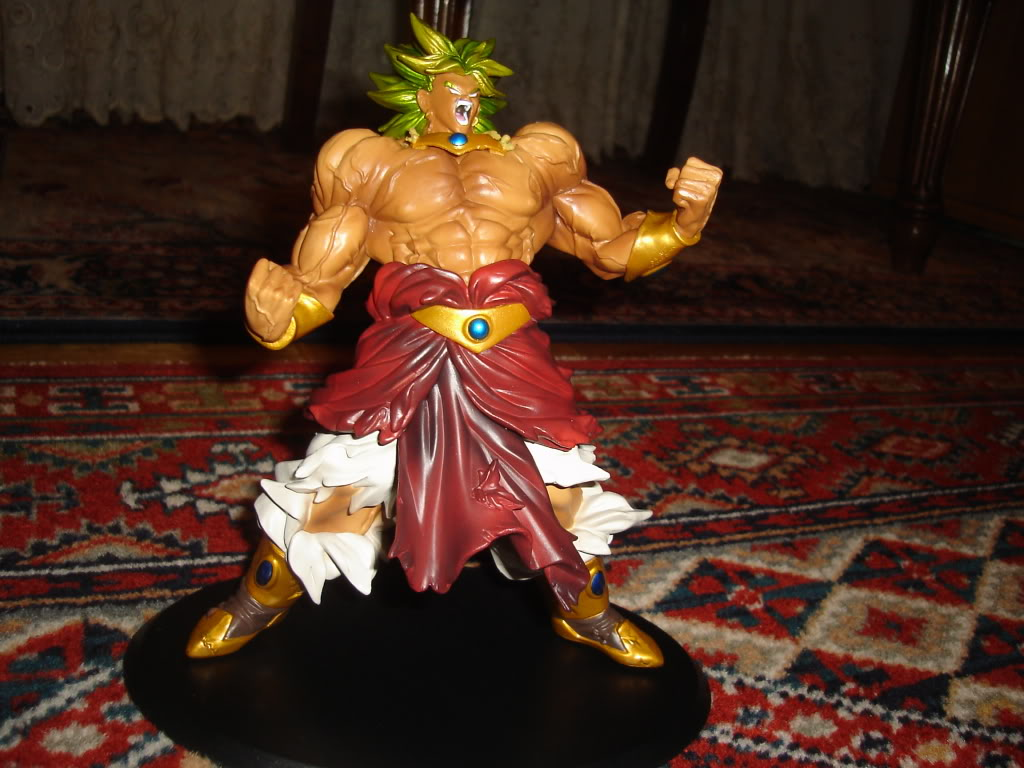 [Collection] Les figurines de manga AIo Broly