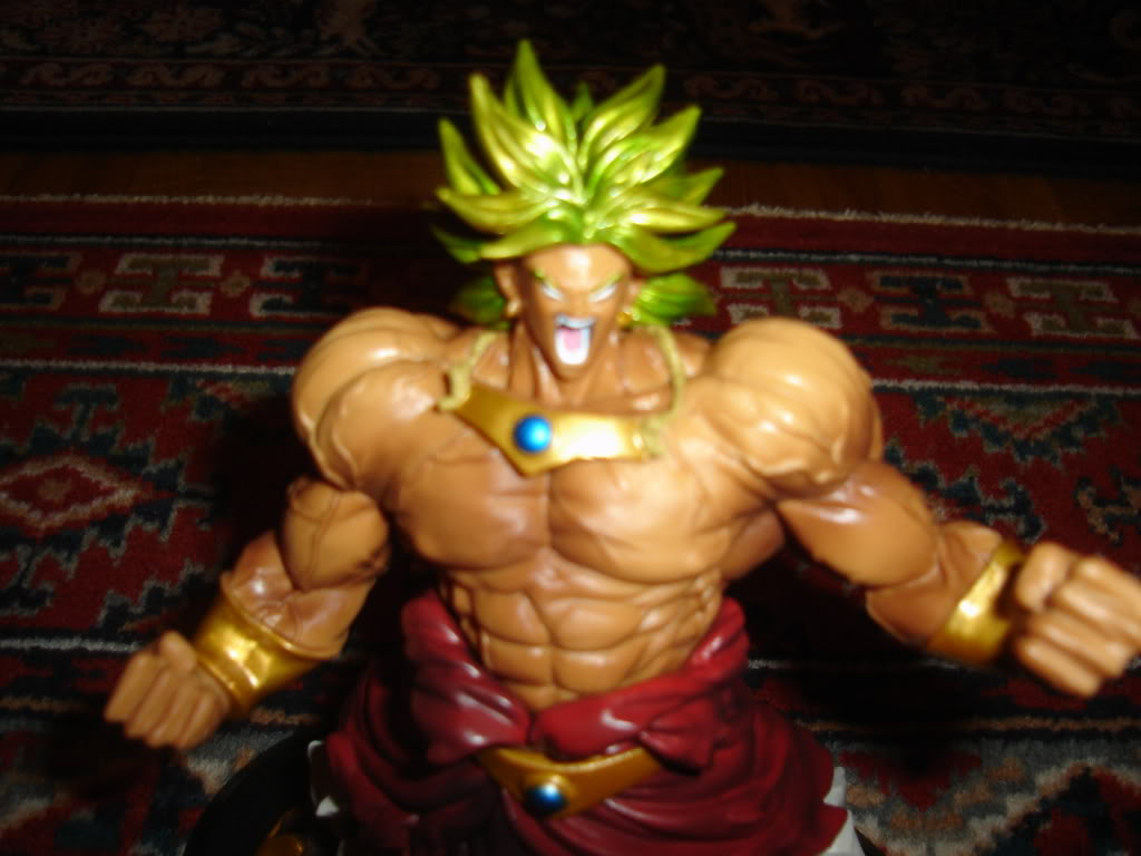 [Collection] Les figurines de manga AIo Broly2