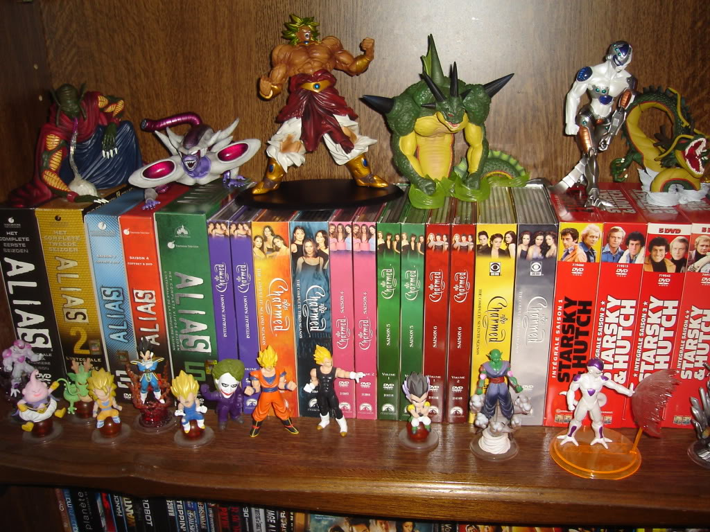 [Collection] Les figurines de manga AIo Ensemble