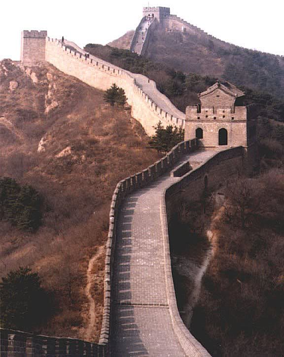 Scottish Independence. - Page 2 Greatwallofchina