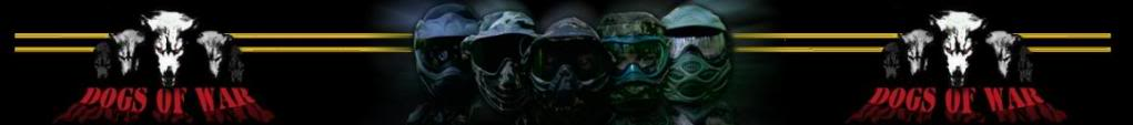 Dogs of War paintball Club